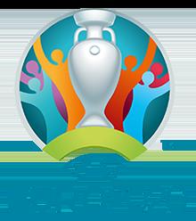 Jalkapallon EM-kisat 2020 virallinen logo